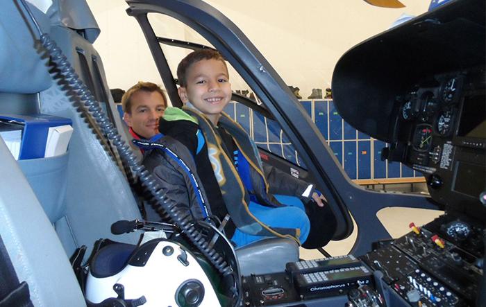 Polize Kleine Piloten
