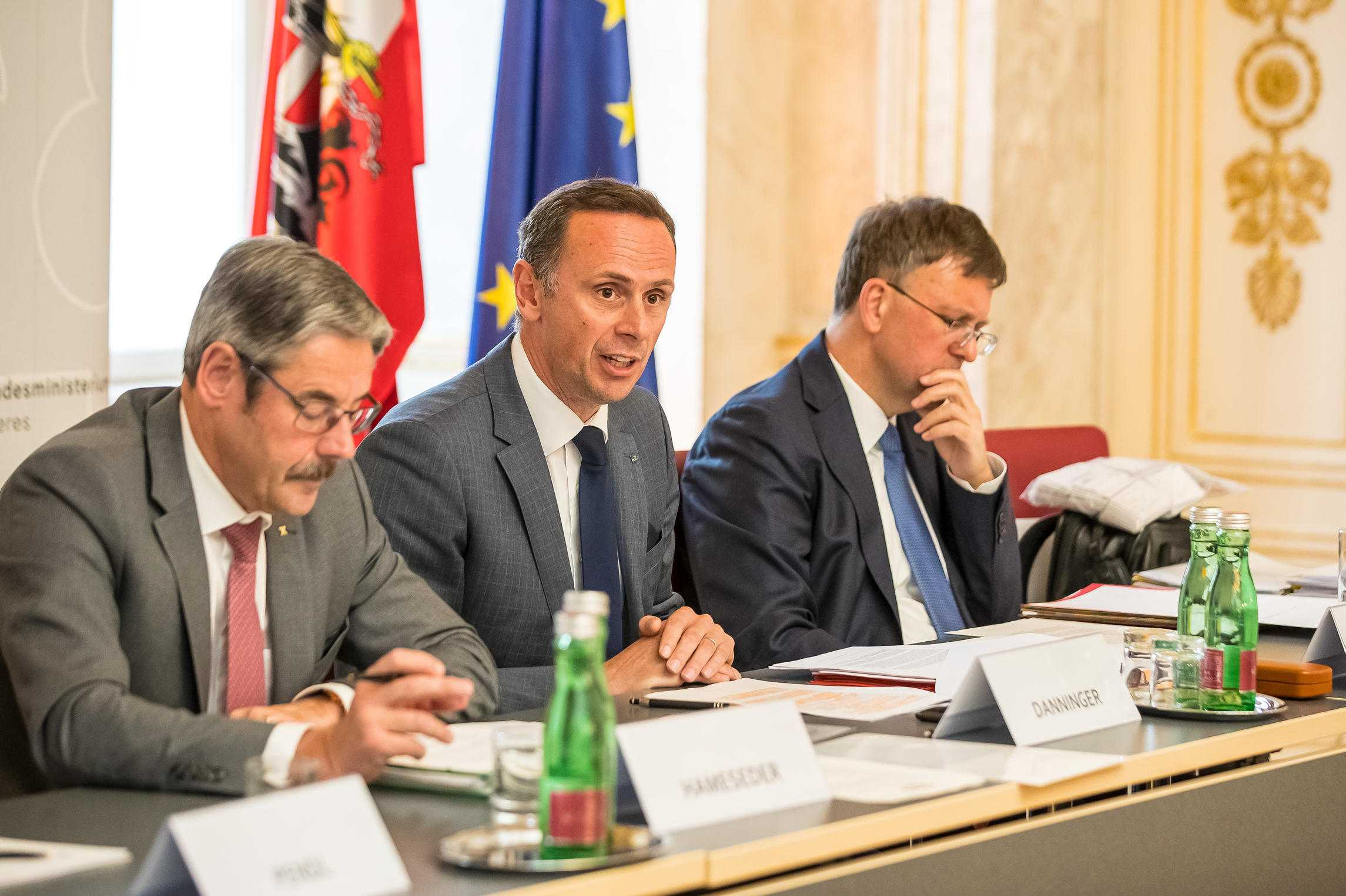 Copyright: BMI/Gerd PACHAUER, 08.10.2019 Wien, KSÖ, Kuratorium Sicheres Österreich, Generalversammlung, Festsaal,