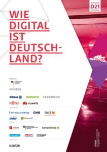 D21 Digital Index – Jährliches Lagebild zur Digitalen Gesellschaft