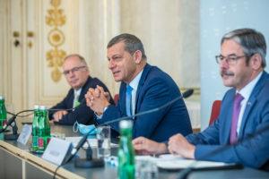 """KSÖ-""""Sicherheitsforum Digitale Wirtschaft Österreich"""" im Innenministerium"""