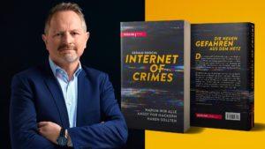 """Einladung: Buchpräsentation und Podiumsdiskussion """"Internet of Crimes"""""""